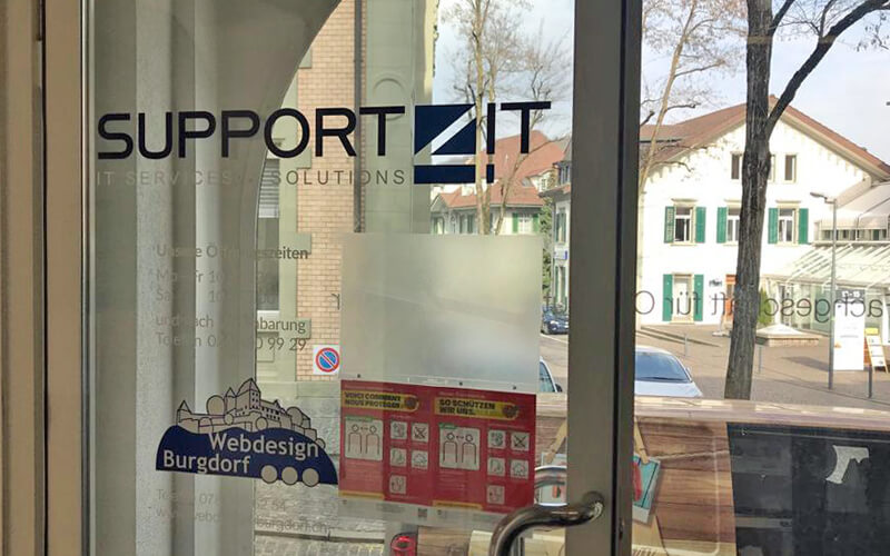 Support-4-IT AG Burgdorf